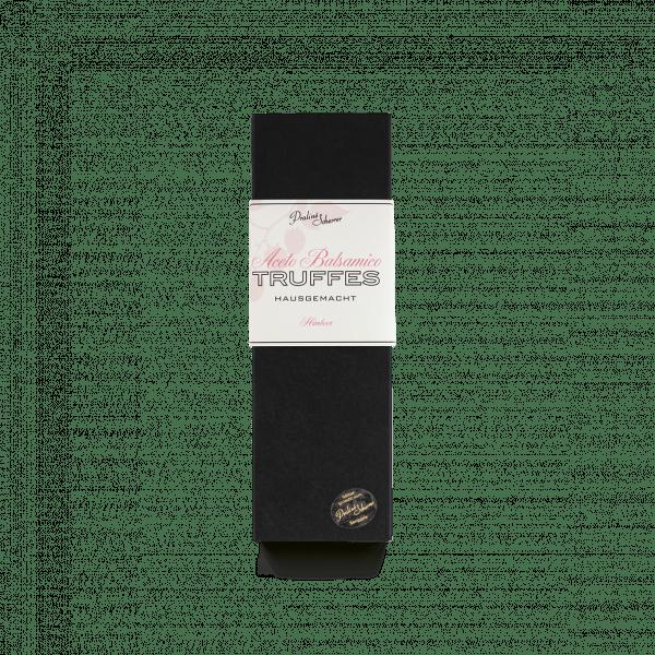Aceto Balsamico Truffes 5er Schachtel.pn